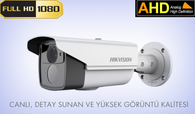 Kaliteli Kamera Sistemleri