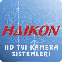 Haikon HD TVI Güvenlik Kameraları